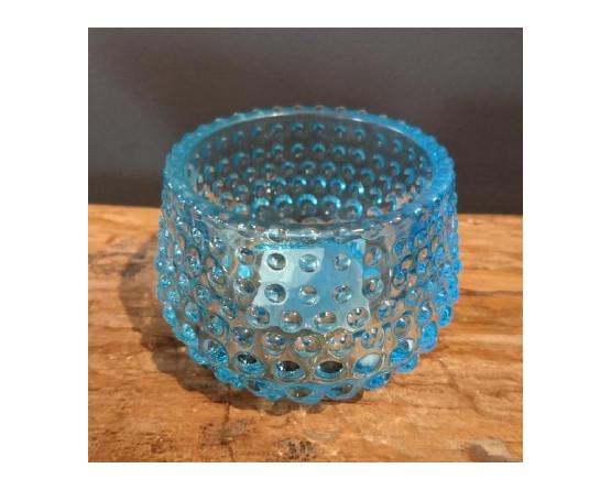 Blauwe bubbels