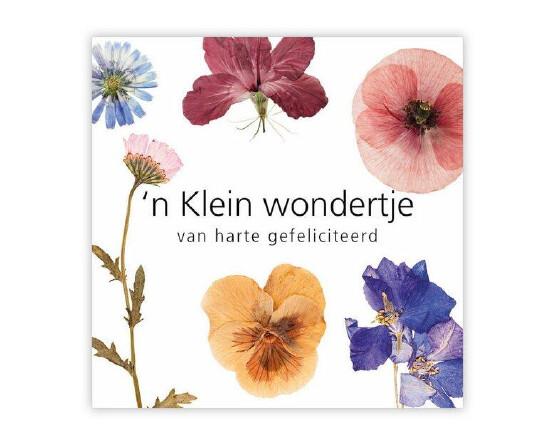 'n klein wondertje bloemrijk