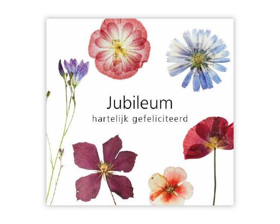 Jubileum bloemrijk