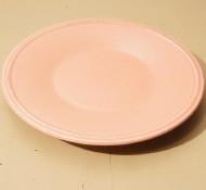 Roze bord groot